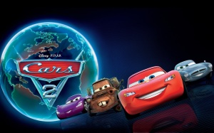Thankfully, I haven't watched Cars 2... yet.
