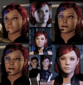 Wait. That's not me. That's my Shepard in Mass Effect!