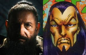 No, I'm not pertaining to the fact that the Mandarin is supposed to be asian.