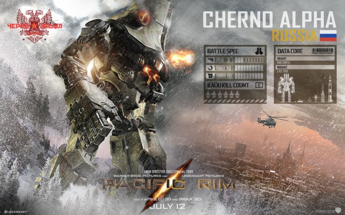 I do think Cherno Alpha looks silly, though.