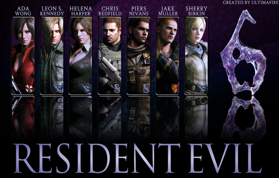I Ll Review Anything Resident Evil 6 3rd World Geeks