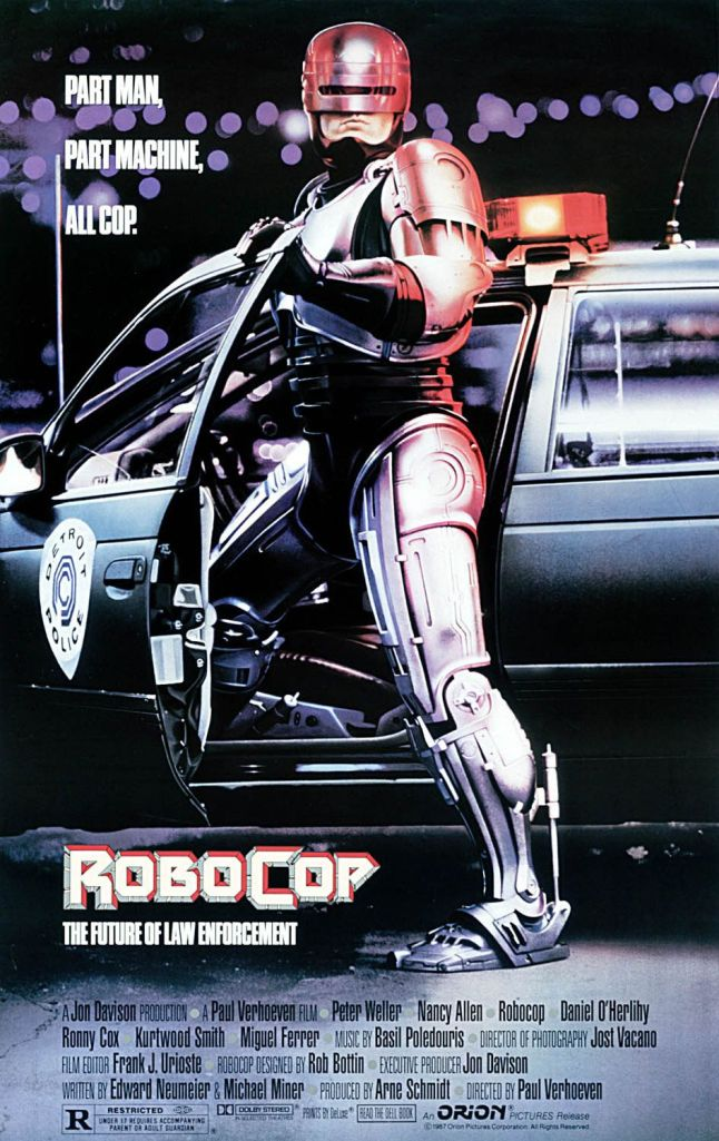 Robocop > Robot Jox