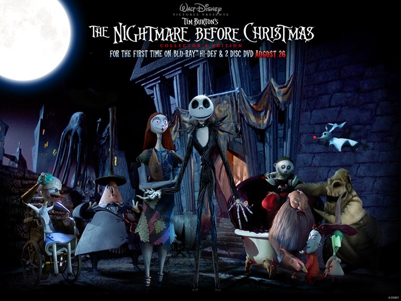 Tim Burton Christmas Carol.I Ll Review Anything The Nightmare Before Christmas 3rd