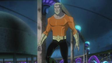 First all the Aquaman jokes and now this?