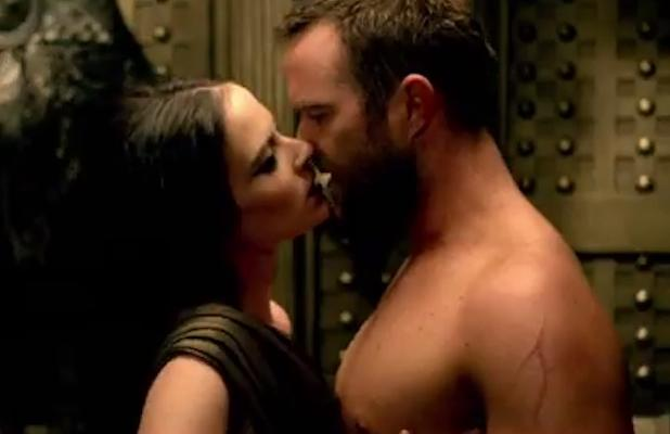 Lets Discuss the 300 Sequels Crazy Sex Scene -- Vulture
