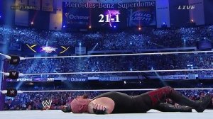 This will be the permanent image burned into my memory about WM30.