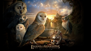 Yes, they actually made a movie about owls that fight evil owls.