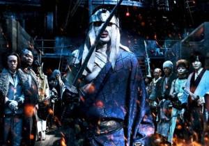 Fun fact: Tatsuya Fujiwara also portrayed Shuya Nanahara from the Battle Royale films as well as Light Yagami from the live action adaptation of Death Note!