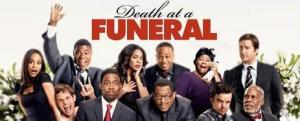 Wasn't as funny as this funeral... Then again, this funeral wasn't so funny anyway.