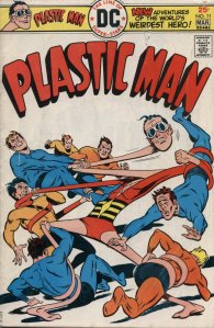 Better than Mr. Fantastic by a mile.