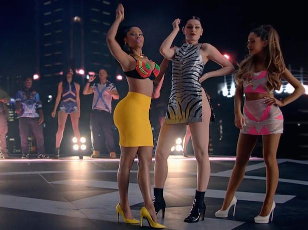 Ariana grande dance - 3 part 1
