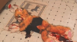 What did you do? I was only kidding when I said you should kill Smarf!