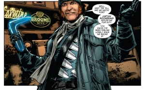 That's Captain Boomerang to you, bloke!