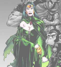 Everyone's using this Enchantress pic. Who am I to break the trend?