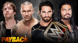 Three former SHIELD members in a match? Dare I dream?