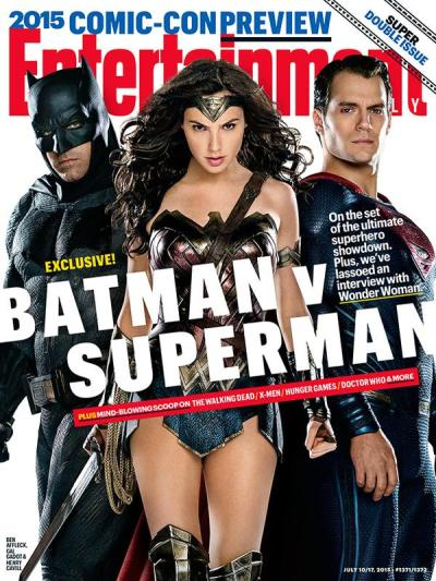 You don't need to read comics to know who Batman, Wonder Woman, and Superman are.