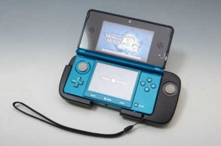 3ds with circle pad pro