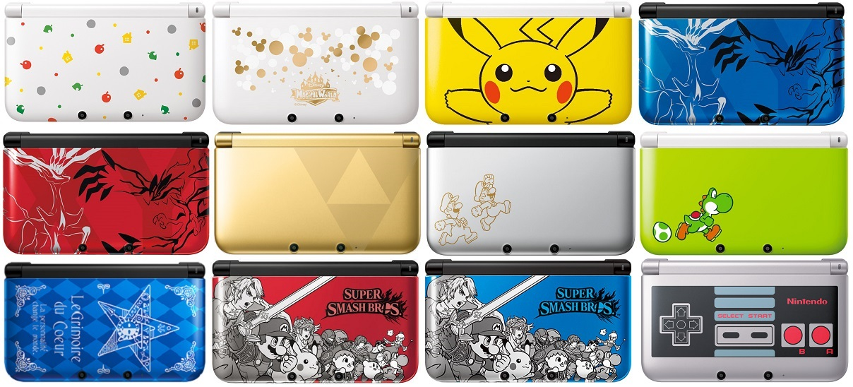 special edition 3ds xl pokemon images pokemon images. Black Bedroom Furniture Sets. Home Design Ideas