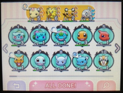 More than 250 Pokemon are already in the game, with a lot more to be added via free software updates.