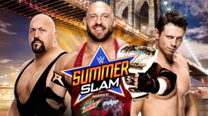 Sorry, but Ryback's smile is off-putting, in my opinion.