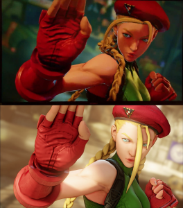Cammy's getting cuter with each new beta test, though.