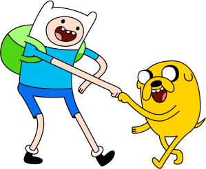 Guess which one is Finn the Human?