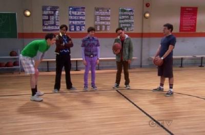 geeks and basketball