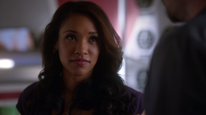 They, however, dropped the ball with Iris West.