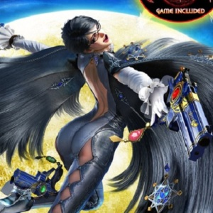 smash bros - bayonetta