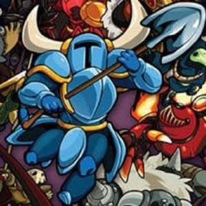 smash bros - shovel knight