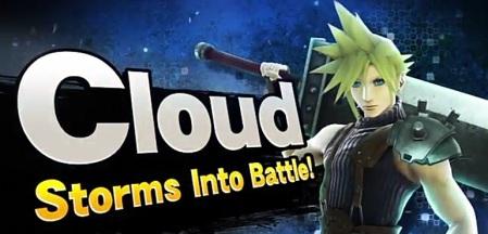 cloud in smash bros