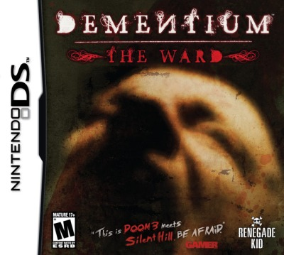dementium the ward - box art