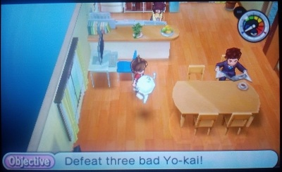 yo-kai watch screenshot 1