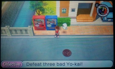 yo-kai watch screenshot 2
