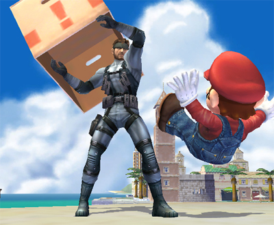 Snake-super-smash-bros--brawl-269096_400_329