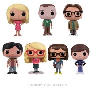 I'm sure someone who loves the Big Bang Theory already collected this set.