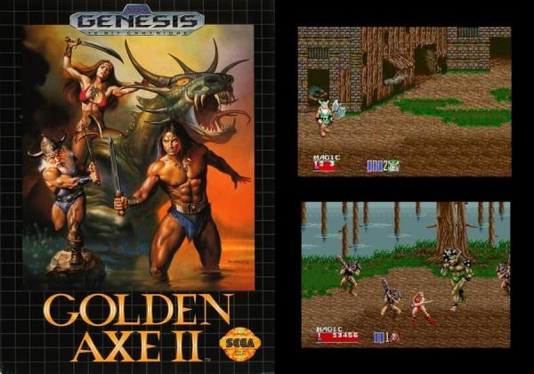 Golden Axe II.