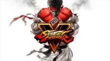 """Ryu just blocked the Street Fighter V logo's body attack..."""