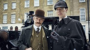 "I would still watch it if they called it ""Sherlock and Watson."" Wouldn't you?"