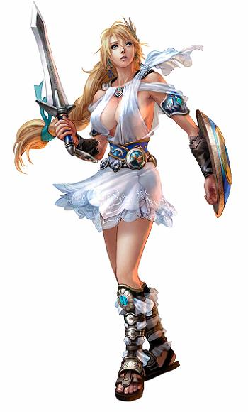 Alkys Seven Hottest Female Video Game Characters  3Rd -6946