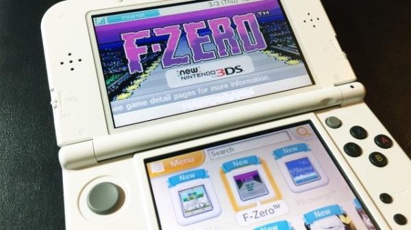 f-zero eshop n3ds