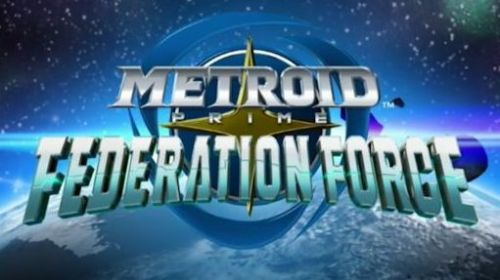 logo - metroid prime federation force