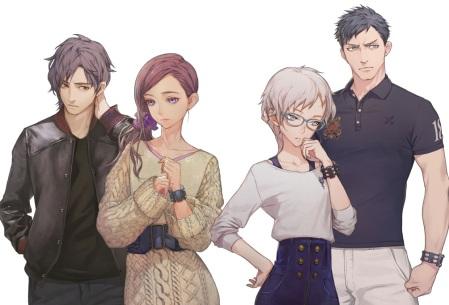ztd - protagonists