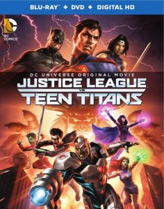 The Blu-Ray cover kinda makes it seem like the Teen Titans are working for Trigon, doesn't it?