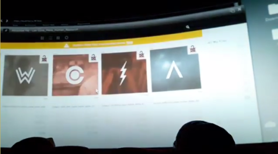 the metahuman files - folder icons