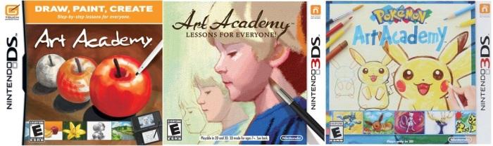 art academy titles