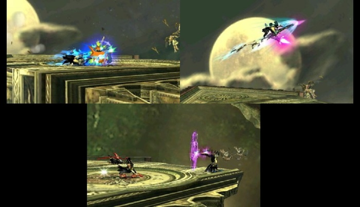 bayonetta special moves