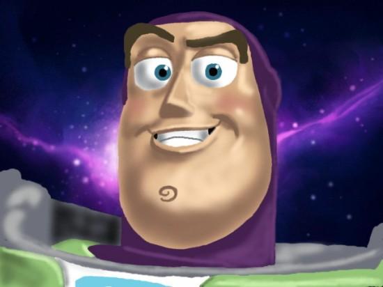 daa - buzz lightyear