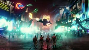 Probably the only thing I like about this new Ghostbusters film