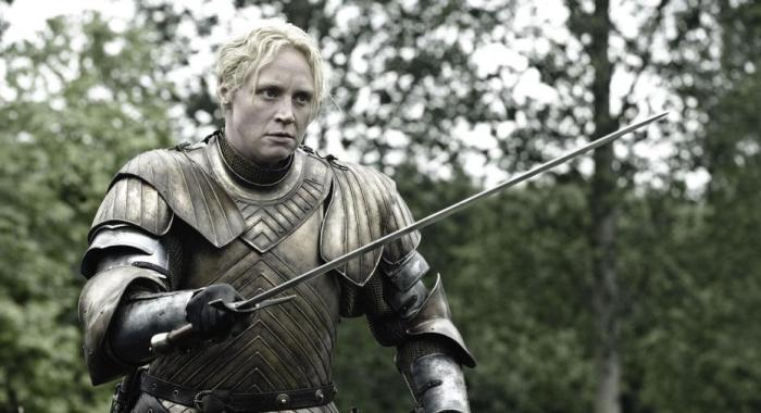 christie-plays-brienne-of-tarth-in-game-of